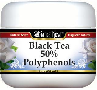 Black Tea 50% Polyphenols Salve