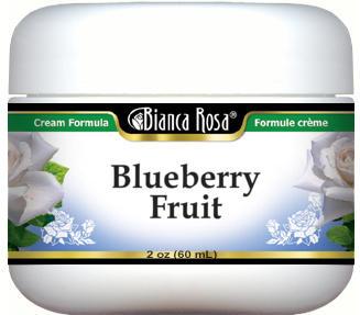Blueberry Fruit Cream