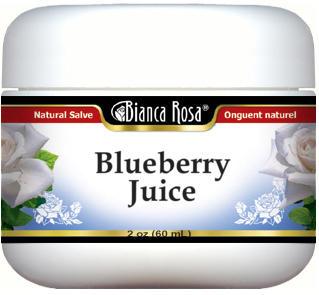 Blueberry Juice Salve