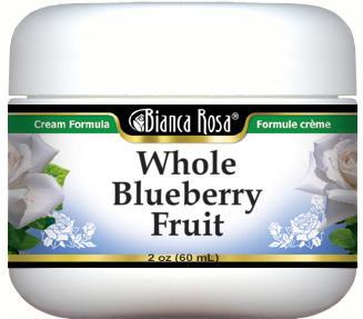 Whole Blueberry Fruit Cream