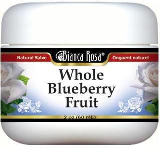 Whole Blueberry Fruit Salve