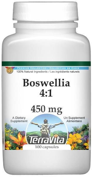 Boswellia 4:1 - 450 mg
