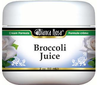 Broccoli Juice Cream