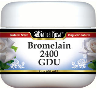 Bromelain 2400 GDU Salve