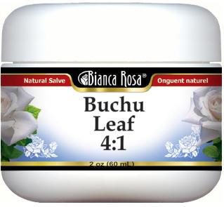 Buchu Leaf 4:1 Salve