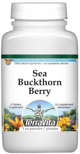 Sea Buckthorn Berry Powder
