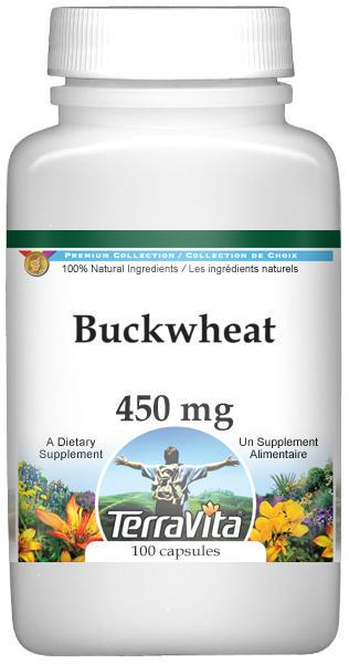 Buckwheat - 450 mg