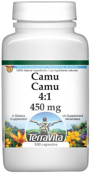 Camu Camu 4:1 - 450 mg