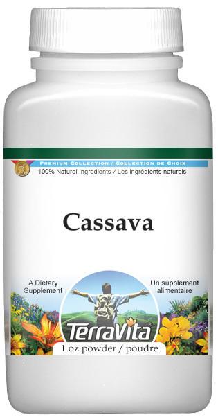 Cassava (Tapioca) Powder