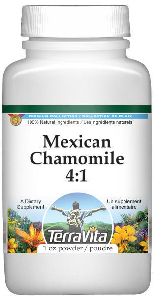 Mexican Chamomile 4:1 Powder