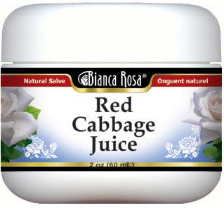Red Cabbage Juice Salve