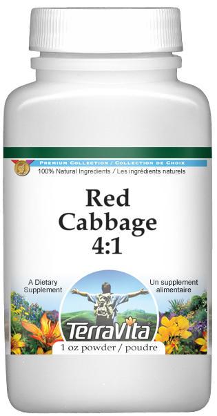 Red Cabbage 4:1 Powder