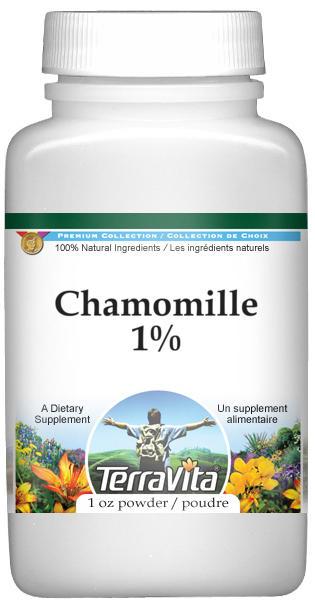 Chamomille 1% Powder