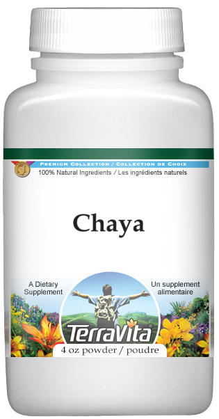 Chaya Powder