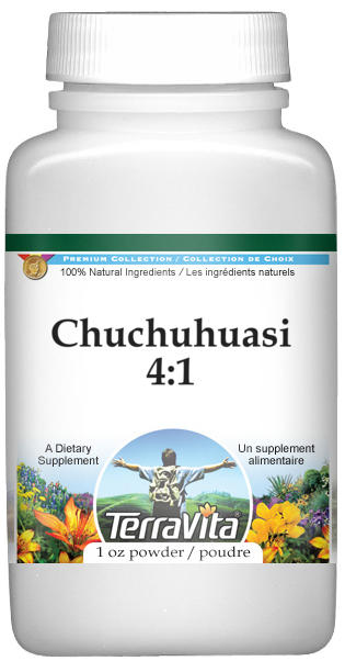 Chuchuhuasi 4:1 Powder
