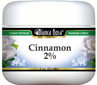 Cinnamon 2% Cream