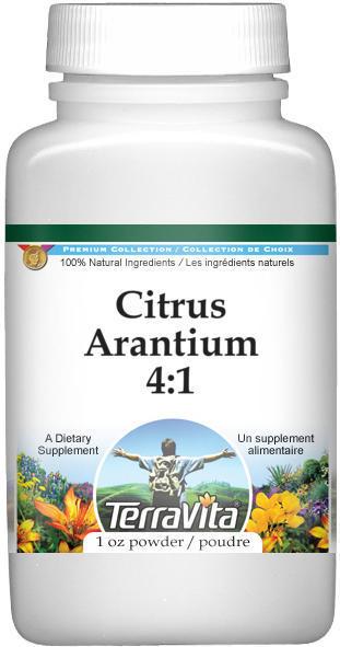 Citrus Arantium 4:1 Powder