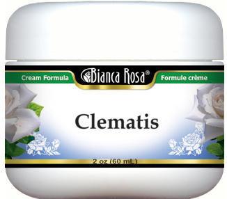 Clematis Cream