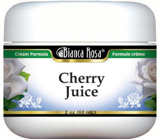 Cherry Juice Cream