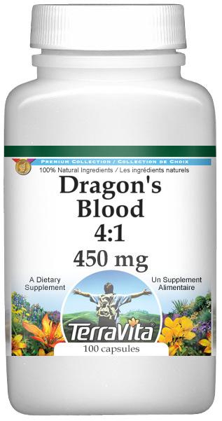 Dragon's Blood 4:1 - 450 mg