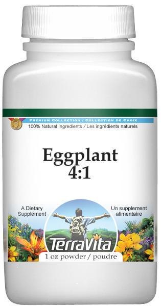 Eggplant 4:1 Powder