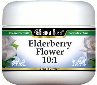 Elderberry Flower 10:1 Cream