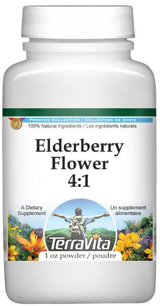 Elderberry Flower 4:1 Powder