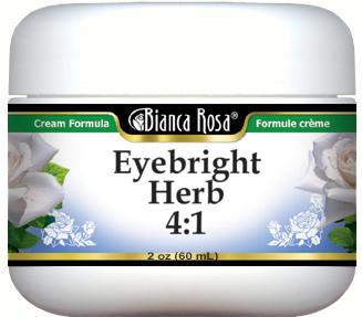 Eyebright Herb 4:1 Cream