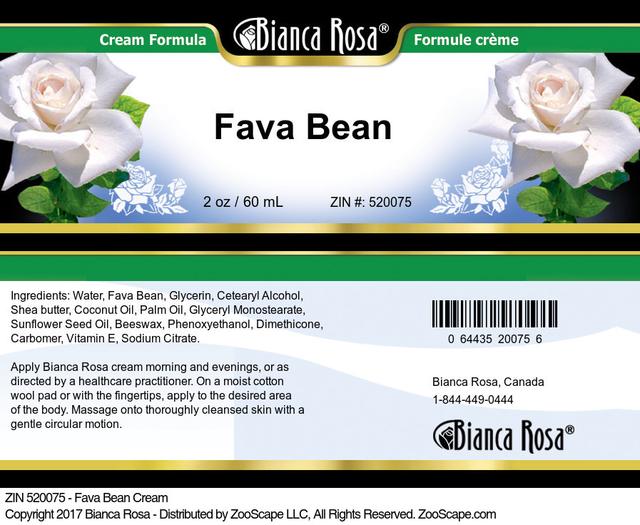 Fava Bean Cream