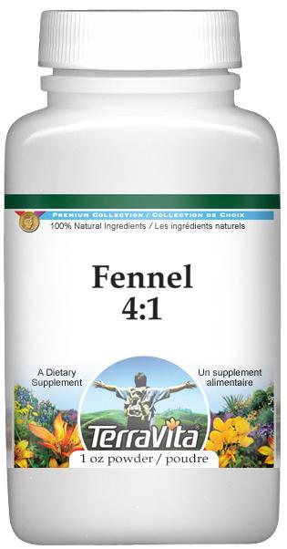 Fennel 4:1 Powder