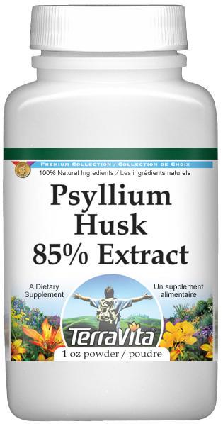 Psyllium Husk 85% Extract Powder