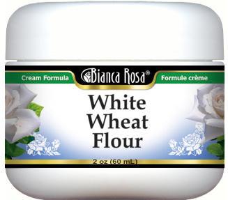White Wheat Flour Cream