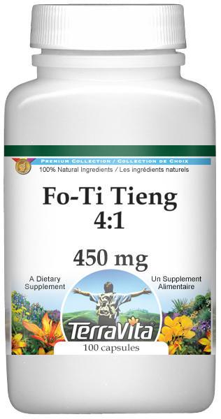 Fo-Ti Tieng 4:1 - 450 mg