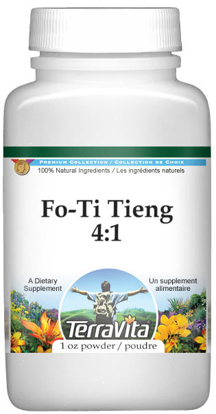 Fo-Ti Tieng 4:1 Powder