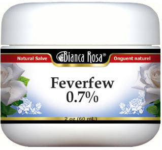Feverfew 0.7% Salve