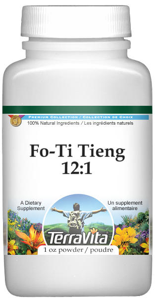 Fo-Ti Tieng 12:1 Powder