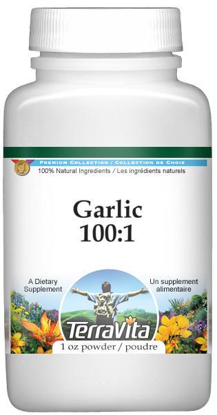 Garlic 100:1 Powder