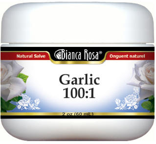 Garlic 100:1 Salve