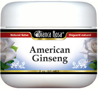 American Ginseng Salve