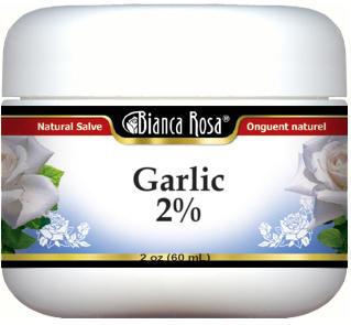 Garlic 2% Salve