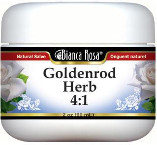 Goldenrod Herb 4:1 Salve