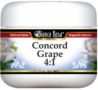 Concord Grape 4:1 Salve