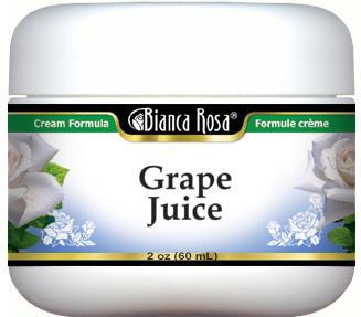 Grape Juice Cream