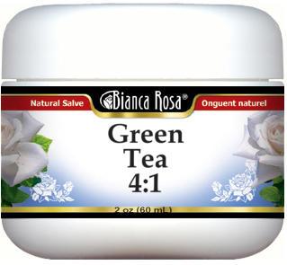 Green Tea 4:1 Salve