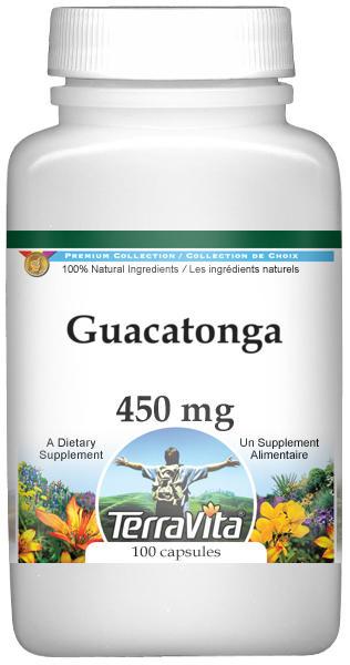 Guacatonga - 450 mg