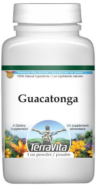 Guacatonga Powder