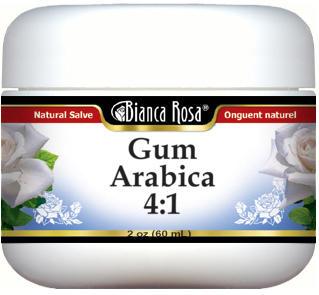 Gum Arabic (Acacia) 4:1 Salve