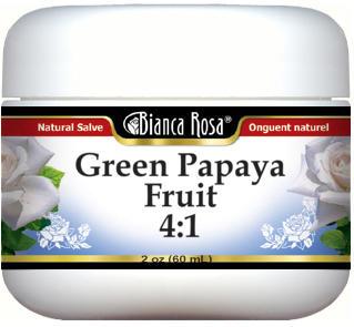 Green Papaya Fruit 4:1 Salve