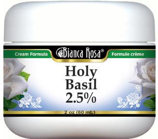 Holy Basil 2.5% Cream