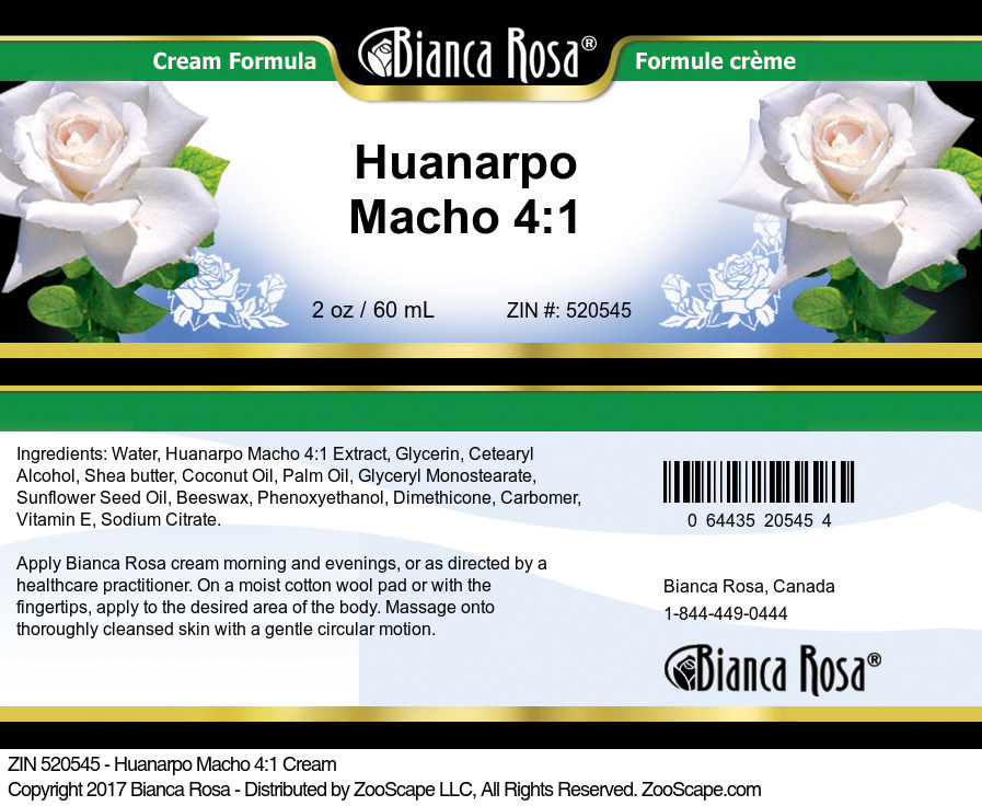Huanarpo Macho 4:1 Extract